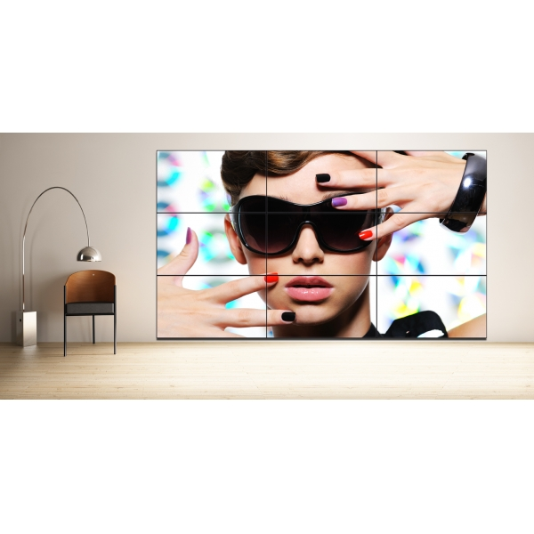 LCD Video wall photos