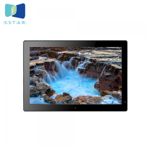 10 inch android lcd advertising screen, wifi lcd video displays, internet lcd digital signage