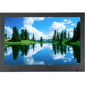 15 inch metal case lcd monitor with HDMI