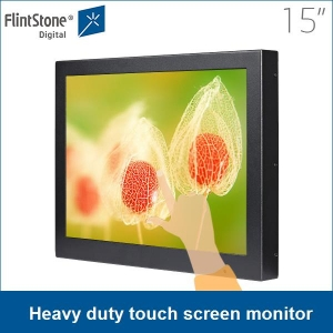 "Monitor da 15 ""pos touch screen, open source pos Some Pannello monitor touch screen"
