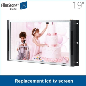 19 inch display lcd replacement lcd tv screen