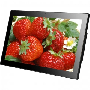 22 inch android touch screen all-in-one lcd advertising display, wifi digital signage, internet lcd video monitors