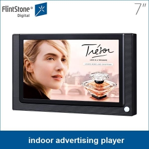Digital advertising player lcd screen auto-playing