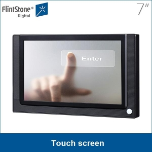 Smart touch screen advertising non-stop looping 24/7/36