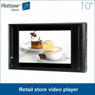 "China 10"" LCD advertising player / LCD advertising screens for store shops shelf  desktop factory"