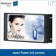 China 10 inch open frame lcd screen, for promotion sd advertising player factory