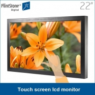 China 22 inch tft usb touch screen lcd monitor factory