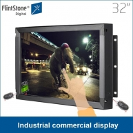 China 32 inch retail store digital signage advertising player commercial display manufacturer factory