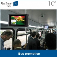 China Flintstone-Bus Digital-Signage-Werbung-Player Auto-Play 24/7/365-Fabrik