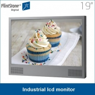 "China HDMI 18.5"" led monitor , business displays, retail store signage factory"