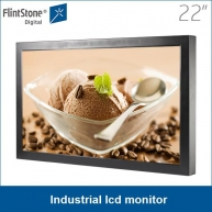 "China industrial 22 ""monitor de LCD full HD, monitor de vídeo, monitor de sinalização digital fábrica"