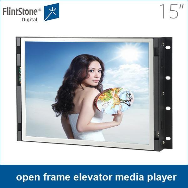 pantalla de publicidad ascensor, pantalla LCD de publicidad ...