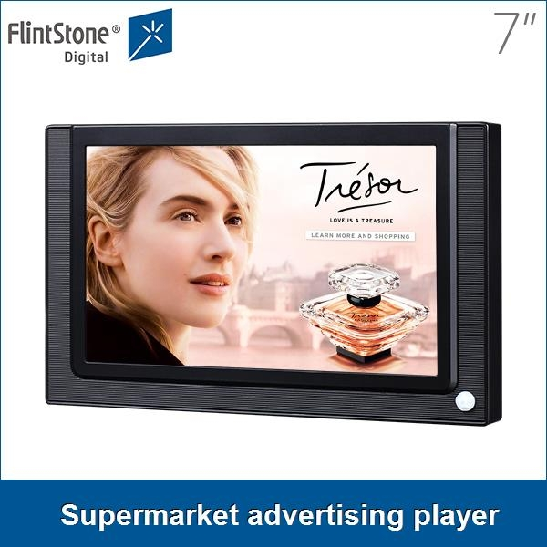 7 Inch Ad705 Plastic Casing Led Backlight Screen