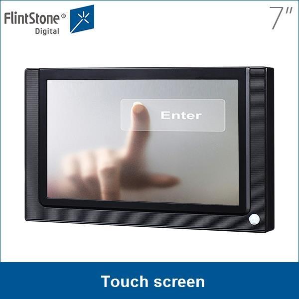Señalización digital, pantalla de señalización, medios de publicidad