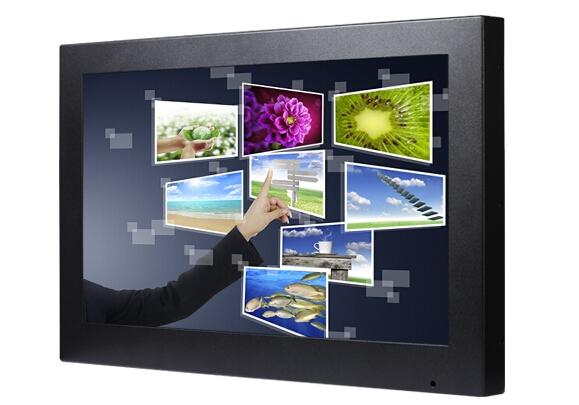 Digital Display Panel : Touch screen signage digital screens